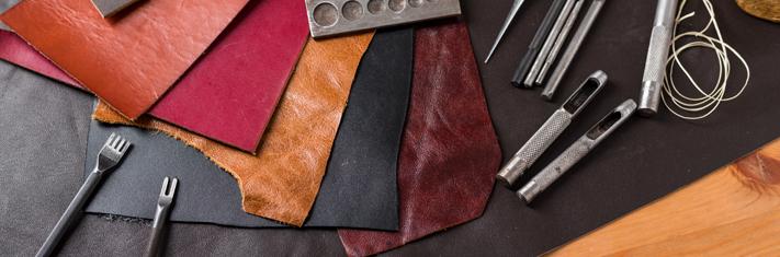 Réparation du cuir