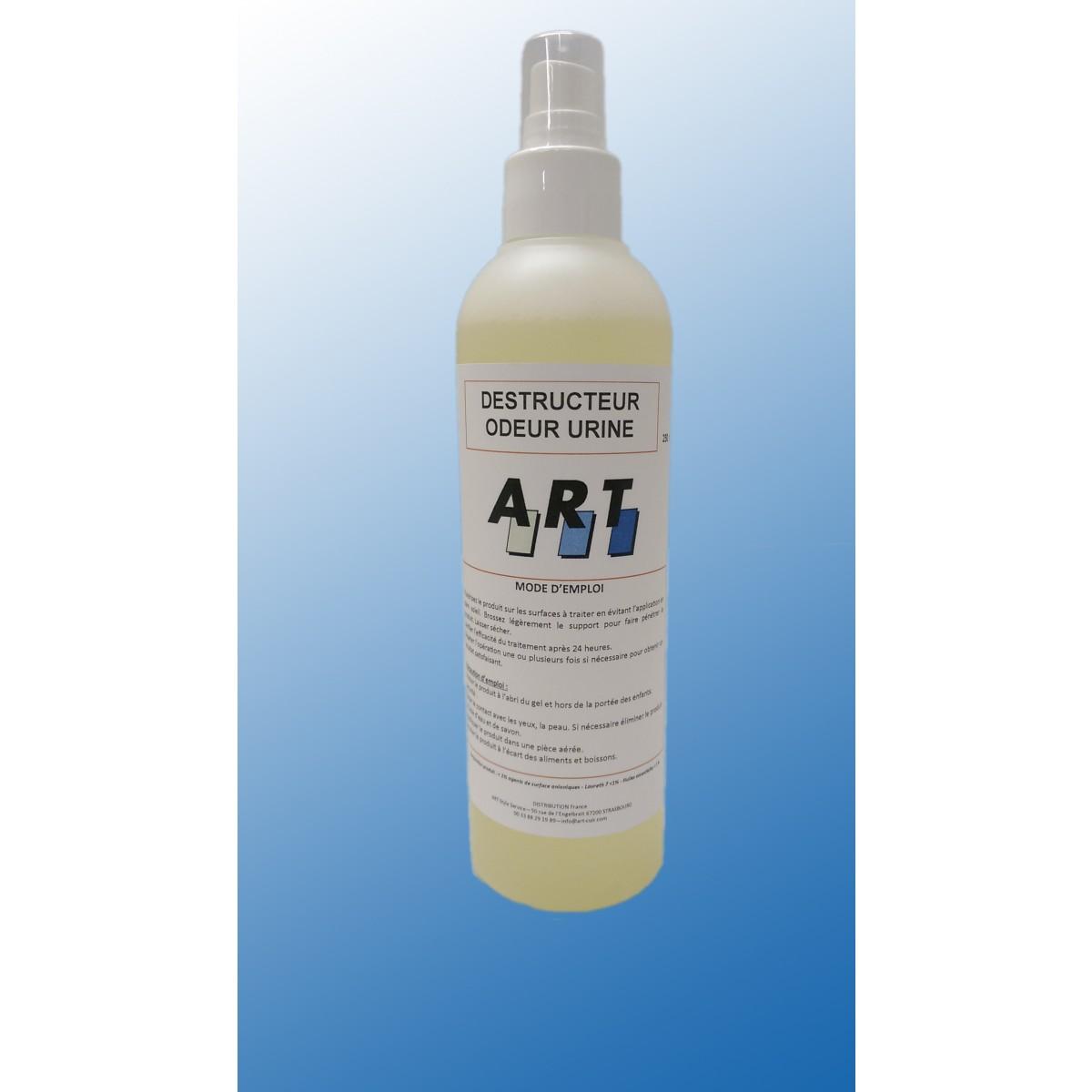 Destructeur odeurs d 39 urine 250 ml - Destructeur d odeur ...