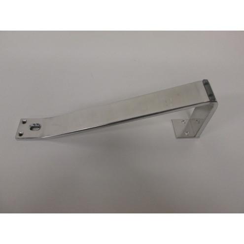 pied métal aluminium pour canapé et fauteuil