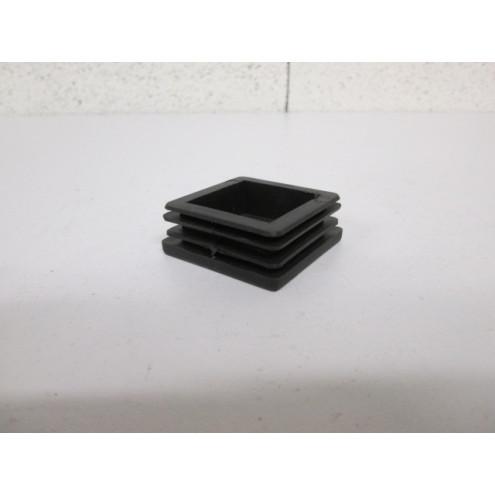 Pied plastique carrée pour canapé et fauteuil