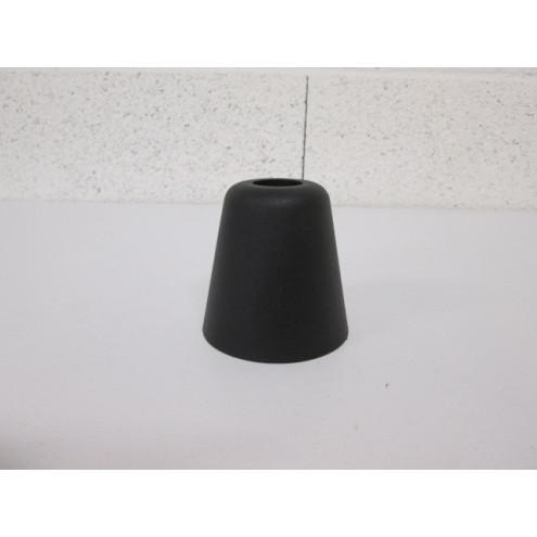 Pied plastique forme de cône pour canapé et fauteuil