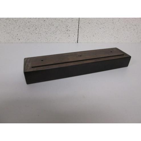 Pied bois pour canapé et fauteuil