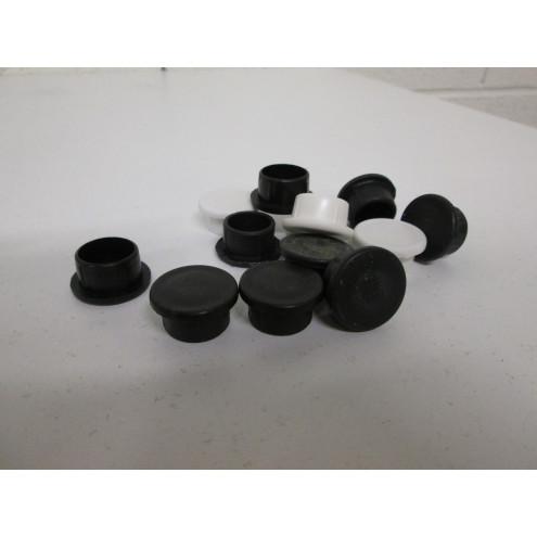 Patin Plastique - D:22mm H:12mm