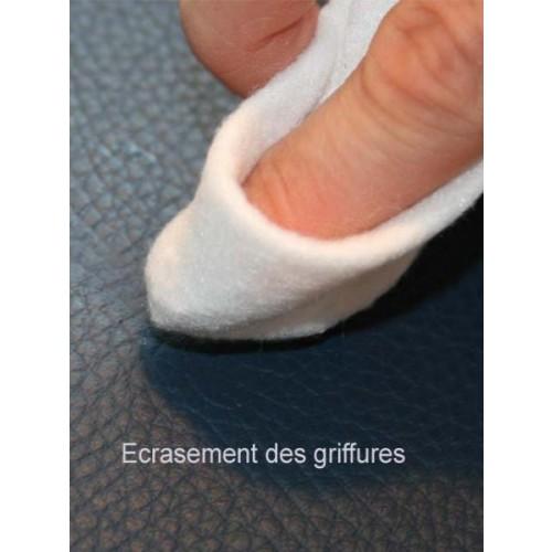 R sine pour r parer les griffures sur cuir - Comment reparer un canape en cuir dechire ...