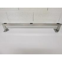 Pied métal - L:920mm  l:100mm  H:130mm