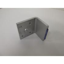 Pied aluminium pour canapé et fauteuil forme L