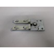 Attache inter élément  mâle + femelle + molette + pour mécanisme de canapé et fauteuil (vendu par paire)