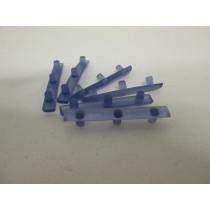 Patin Plastique - L:67mm l:8mm H:7mm