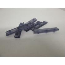 Patin Plastique - L:74mm l:14mm H:5mm