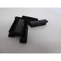 Patin Plastique - L:73mm l:13mm H:20mm