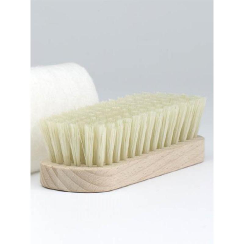 brosse douce nettoyage cuir
