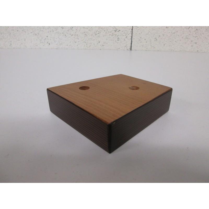 Pied en bois pour canapé et fauteuil