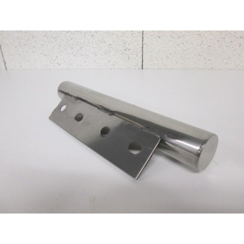 Pied métal en forme de tube pour canpé et fauteuil