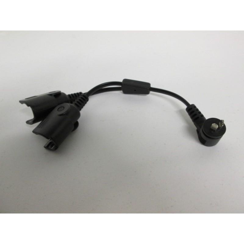 Câble électrique d'adaptation forme Y pour mécanisme électrique de canapé et fauteuil