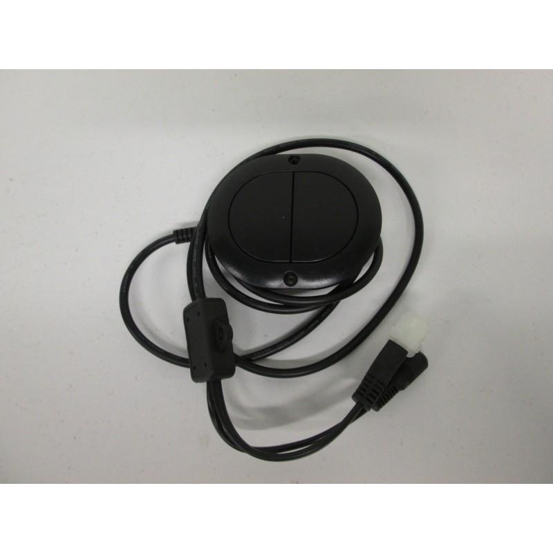 interrupteur 2 boutons pour mécanisme relax de canapé et fauteuil