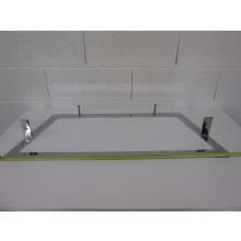 Pied métal forme Trapèze - L:730mm/940mm  l:100mm  H:390mm
