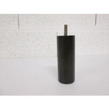 Pied bois forme Cylindre - D:50mm  H:130mm