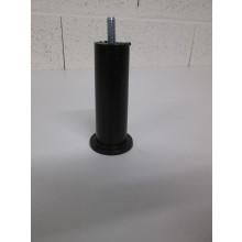 Pied plastique forme Cylindre - D:60mm  H:130mm