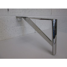 Pied métal côté Droit - L:310mm  l:50mm/60mm  H:160mm