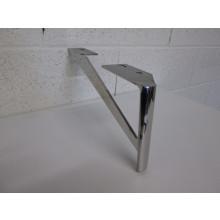 Pied métal côté Gauche - L:310mm  l:50mm/60mm  H:160mm