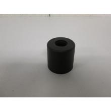 Pied plastique forme Rond - D:50mm  H:50mm