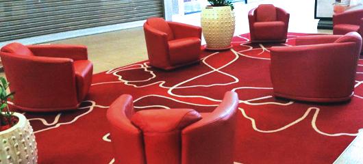 recoloration intégrale de fauteuils